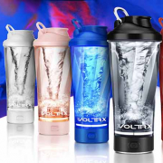 I like the VOLTRX Shaker Bottle very much, it works very well