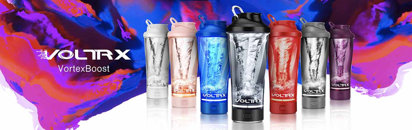 electric shaker cups for protein shakes