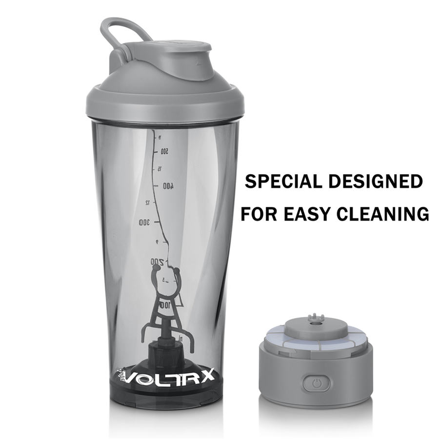 how to clean protein shaker