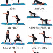 LEG EXERCISES AT HOME BODYWEIGHT WORKOUT FOR WOMEN