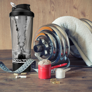 The glass shaker bottle that can finally be used
