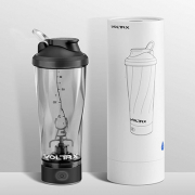 How to use protein powder in Shaker Bottle_Fitness electric shaker bottle how to use