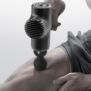 The role and function of the massage gun, is the Curve saw can  be compared to