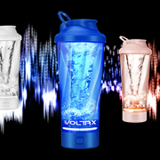 The voltrx protein shaker is convenient, easy to use and clean, but can improve the design of the mixing ball