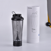 Voltrx Shaker Bottle produces a smooth protein shake