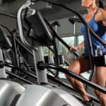 How to use the most standard and correct stair machine