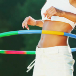 What is the best time to turn the hula hoop