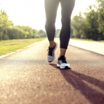 How long does it take for girls to lose weight by walking