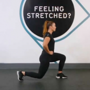 What is the standard action of the arrow squat
