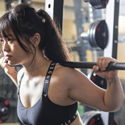 What are the leg weight training equipment