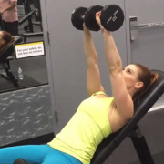 What are the chest muscle exercise methods