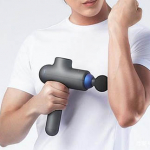How to use muscle massage gun to relax after CrossFit exercise?